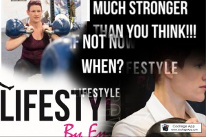 Lifestyle By Emma. Gruppträning. Pulsbaserad styrketräning